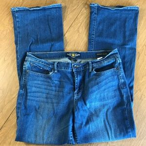 Lucky Brand Sweet N Low med wash 14/32 regular